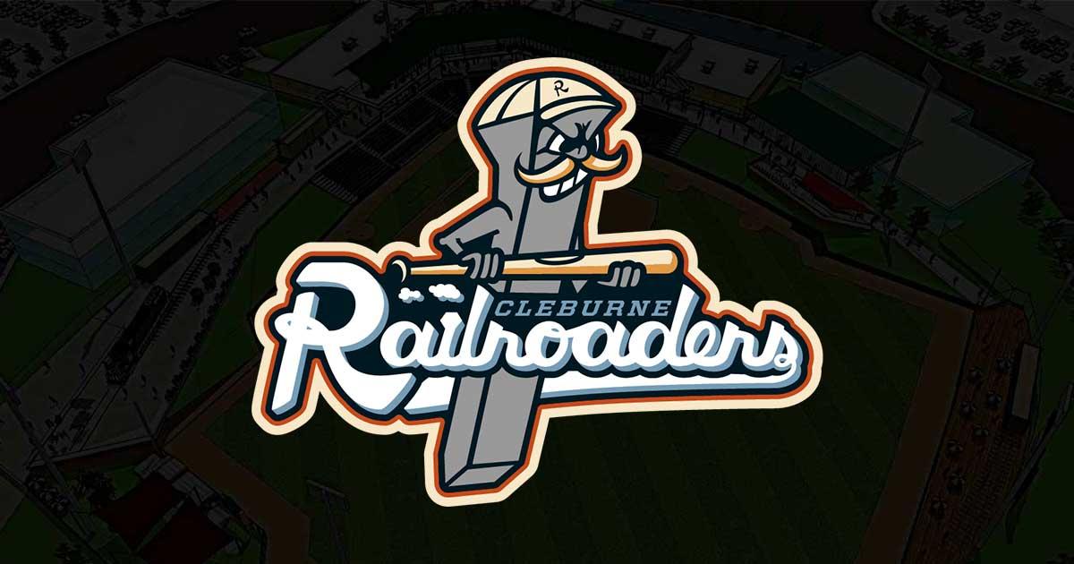 cleburne railroaders baseball team